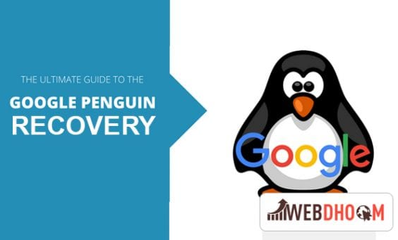 Your Website Recover from Google Penguin Recovery