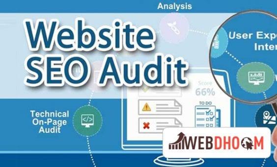 SEO website audit