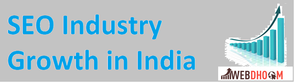 seo industry growth in India