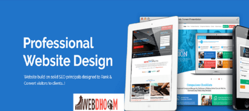 Step By Step Guide To Designing a Website